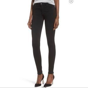 Hudson 'Nico' Mid-Rise Super Skinny Jean